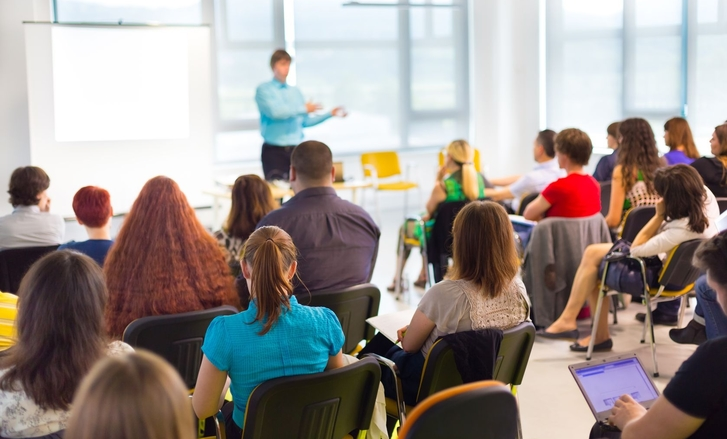 Classroom training course for Education