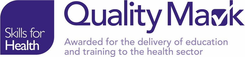 Quality Mark Skills for Health logo
