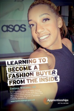 Apprenticehip in Fashion Buyings ASOS
